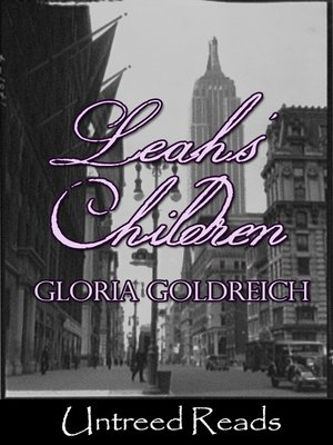 cover image of Leah's Children