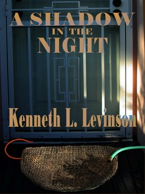 cover image of A Shadow in the Night