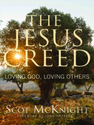 cover image of The Jesus Creed