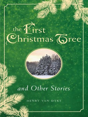 cover image of First Christmas Tree and Other Stories