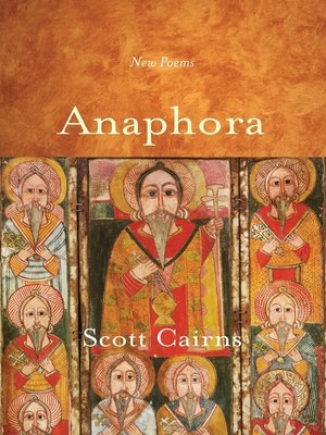 cover image of Anaphora