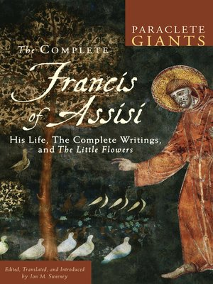 cover image of The Complete Francis of Assisi