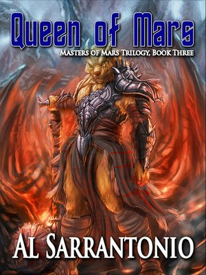 cover image of Queen of Mars