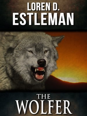 cover image of The Wolfer