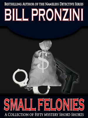 cover image of Small Felonies