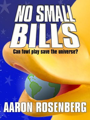 cover image of No Small Bills