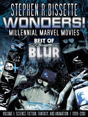 cover image of Wonders! Millennial Marvel Movies