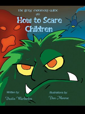 cover image of The Little Monster's Guide on How to Scare Children
