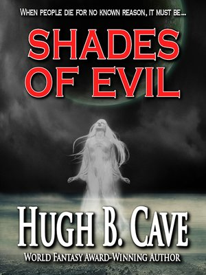 cover image of Shades of Evil