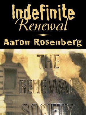 cover image of Indefinite Renewal