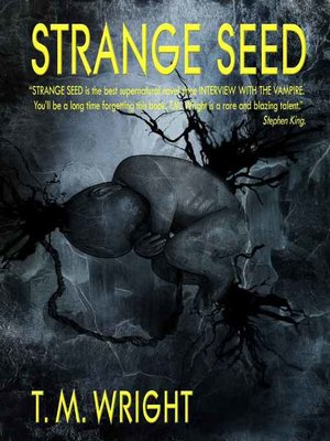 cover image of Strange Seed
