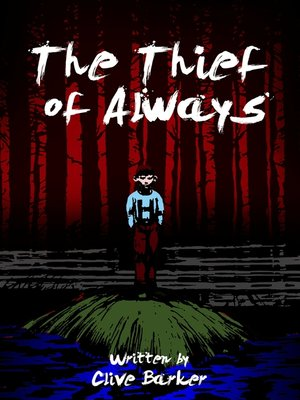 cover image of The Thief of Always