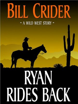 cover image of Ryan Rides Back