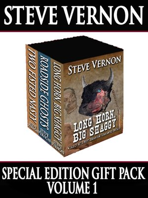 cover image of Steve Vernon Special Edition Gift Pack, Volume 1
