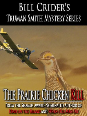 cover image of The Prairie Chicken Kill