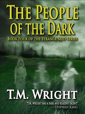cover image of The People of the Dark