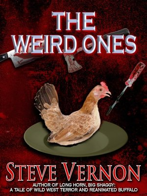 cover image of The Weird Ones