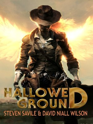 cover image of Hallowed Ground
