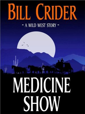 cover image of Medicine Show