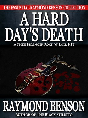 cover image of A Hard Day's Death