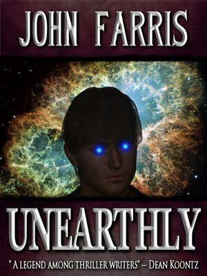 cover image of Unearthly