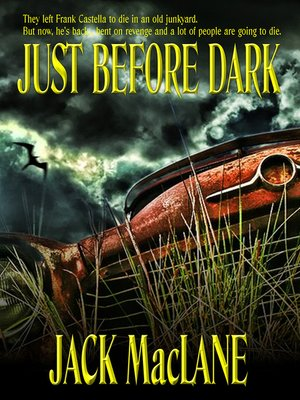 cover image of Just Before Dark
