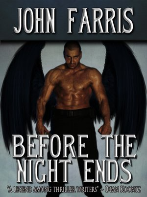 cover image of Before the Night Ends