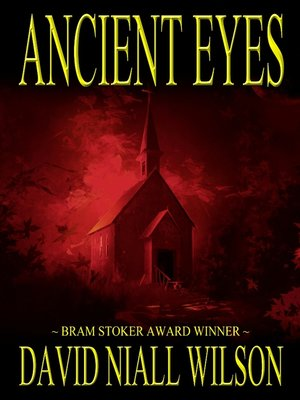 cover image of Ancient Eyes