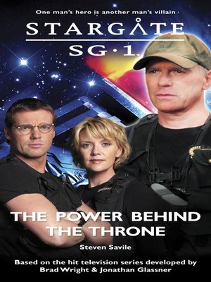 cover image of The Power Behind the Throne