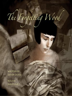 cover image of The Forgetting Wood