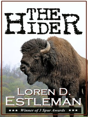 cover image of The Hider