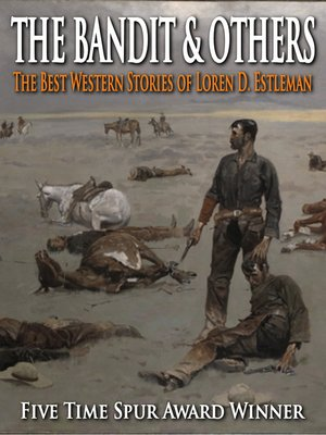 cover image of The Bandit & Other Best Western Stories