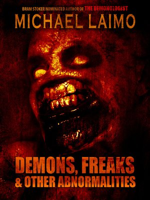 cover image of Demons, Freaks, & Other Abnormalities