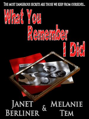 cover image of What You Remember I Did
