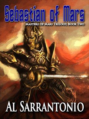 cover image of Sebastian of Mars