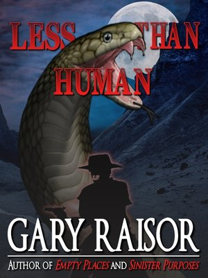 cover image of Less Than Human