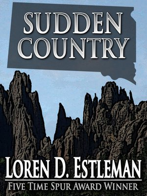 cover image of Sudden Country