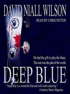 deep blue jennifer donnelly epub
