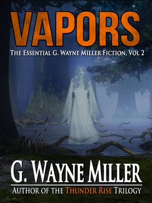 cover image of Vapors