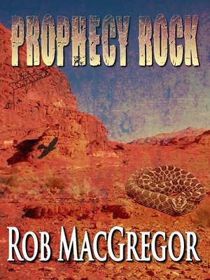 cover image of Prophecy Rock