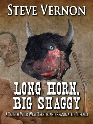 cover image of Long Horn, Big Shaggy
