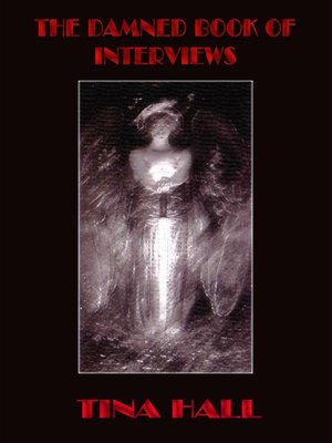 cover image of The Damned Book of Interviews