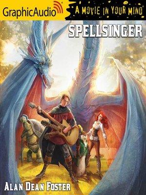 cover image of Spellsinger