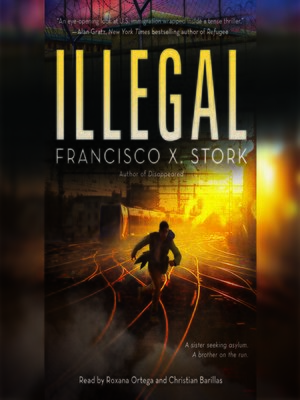 cover image of Illegal