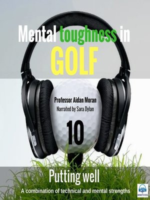cover image of Mental Toughness in Golf 10