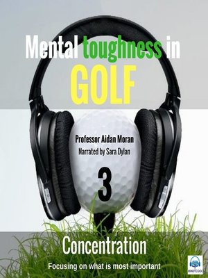cover image of Mental Toughness in Golf 3