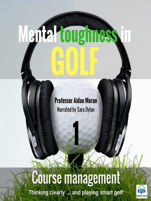 cover image of Mental Toughness in Golf 1