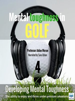 cover image of Mental Toughness in Golf 4