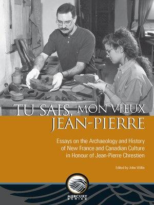 cover image of Tu sais, mon vieux Jean-Pierre