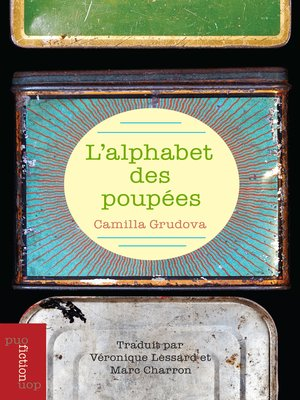 cover image of L'alphabet des poupées